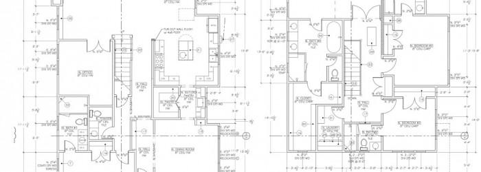 584 34th Street Floor Plans