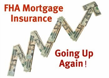 FHA Mortgage Changes