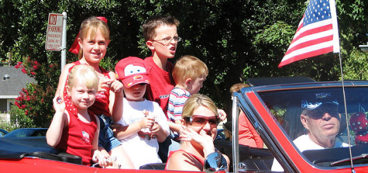 4th of July River Park Firecracker Parade and Festival