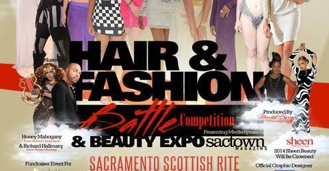 Hair & Fashion Battle Expo