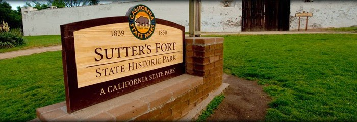 Sutter's Fort 175th Anniversary