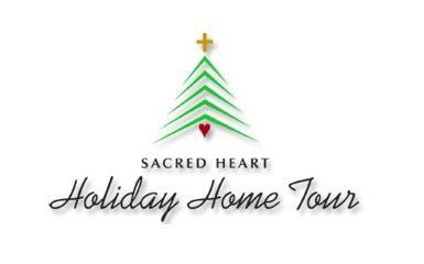 Sacred Heart Holiday Home Tour