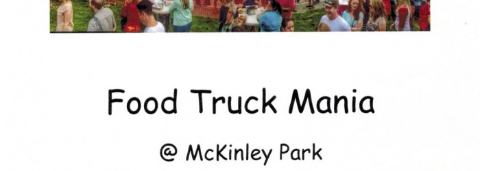 McKinley Park Food Truck Mania 2015