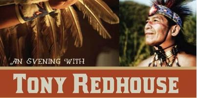 An Evening with Tony Redhouse