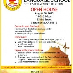 German Language School Open House