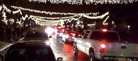 Fab 40's Christmas Light Tour