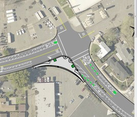 C Street and Elvas Curve is Changing